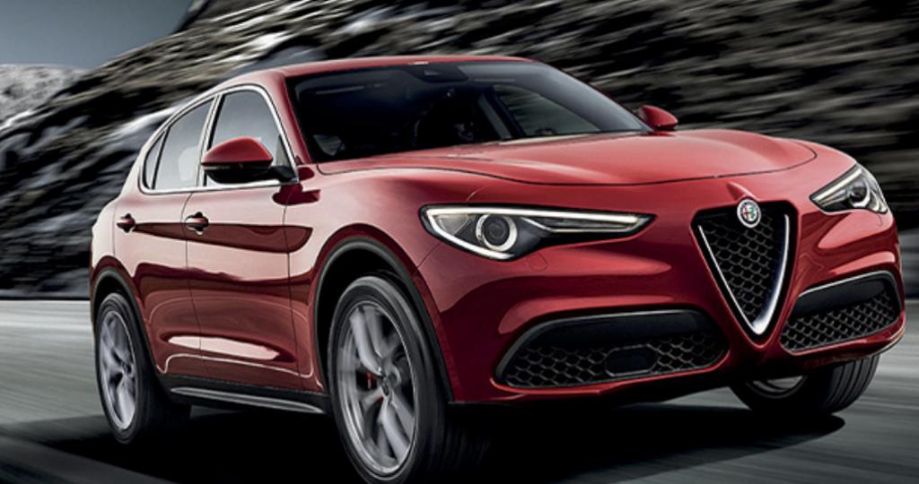 Carte grise Alfa Romeo Stelvio, prix et démarche